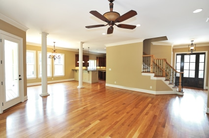 Open Floor Plan Color Scheme Additionally Open Floor Plan Paint Colors