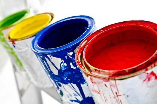Managing Leftover Latex Paint