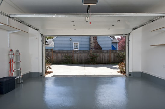 Prepping The Garage Floor – Why Its Not As Easy As Painting It