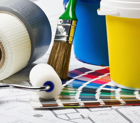 How To Prepare For An Interior Paint Job