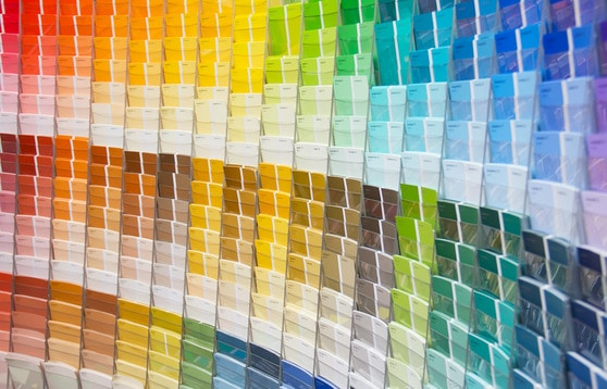How To Choose Color With Paint Samples