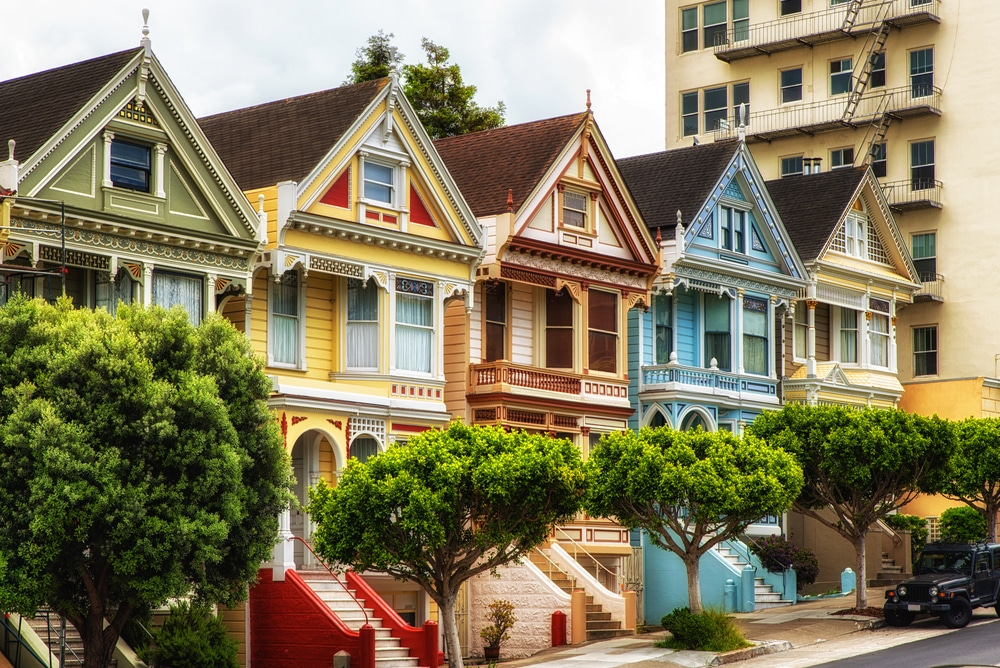 Paint Color Schemes for Victorian Homes