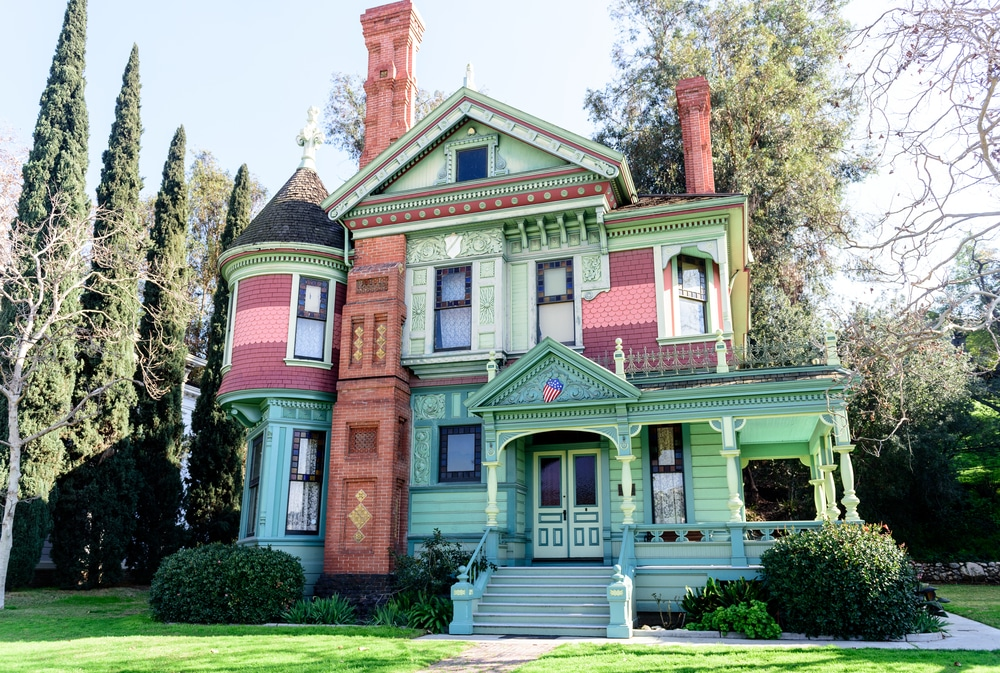 Victorian Homes Exterior Painting Service