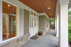 exterior detail to increase the selling price