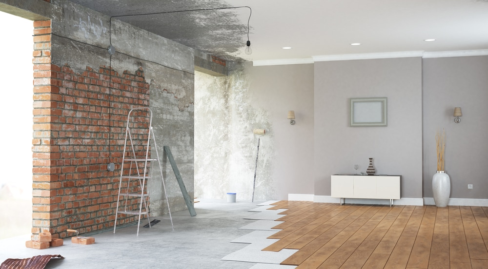 Home Renovations Paint Contractor