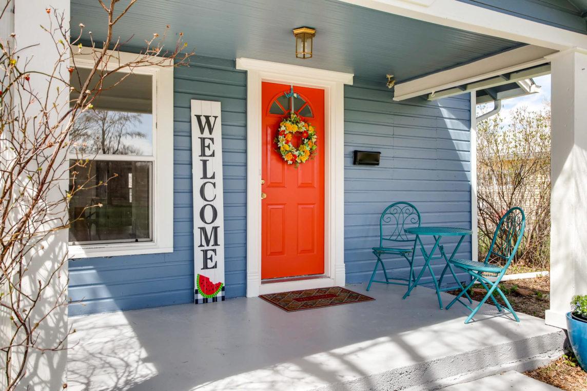 Sportswood Street Littleton - House Painting Project