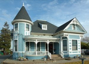 Victorian House Exterior Painting