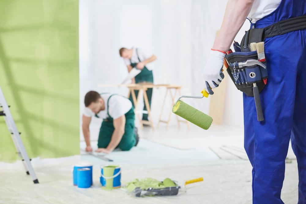 Paint Denver interior painting company