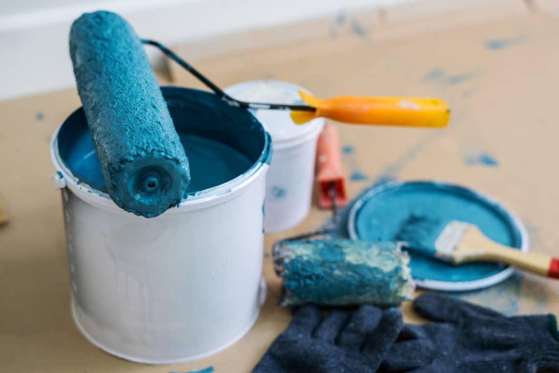 interior paint jobs